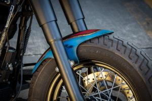 Harley Davidson Twin Cam Softail Slim Bobber lang 005