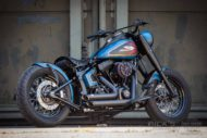 Harley Davidson Twin Cam Softail Slim Bobber lang 016 2
