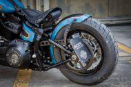 Harley Davidson Twin Cam Softail Slim Bobber lang 031 1