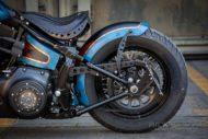Harley Davidson Twin Cam Softail Slim Bobber lang 035 1