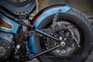 Harley Davidson Twin Cam Softail Slim Bobber lang 036 1
