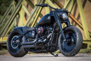 Harley Davidson M8 Fat Boy Ricks 067