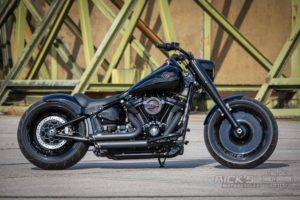 Harley Davidson M8 Fat Boy Ricks 081