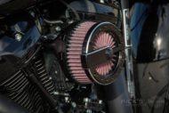 Harley Davidson M8 Fat Boy Ricks 085