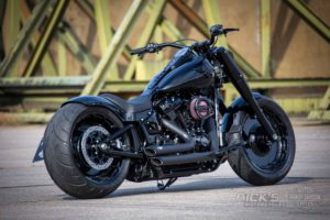 Harley Davidson M8 Fat Boy Ricks 091