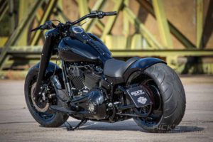 Harley Davidson M8 Fat Boy Ricks 098