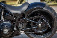 Harley Davidson M8 Fat Boy Ricks 113