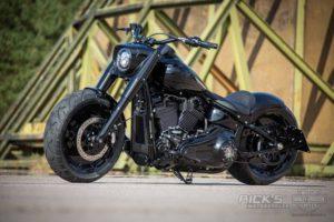 Harley Davidson M8 Fat Boy Ricks 121