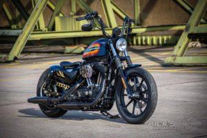 Harley Davidson Sportster Iron Ricks 001