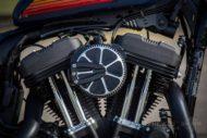 Harley Davidson Sportster Iron Ricks 005