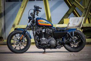 Harley Davidson Sportster Iron Ricks 021