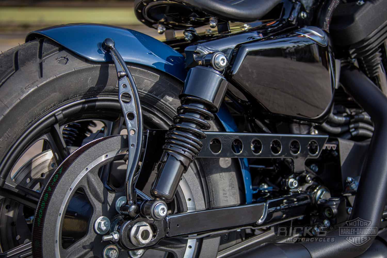 Harley Davidson Sportster Iron Ricks 031 1