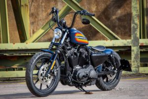 Harley Davidson Sportster Iron Ricks 034 1