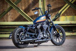 Harley Davidson Sportster Iron Ricks 037 1