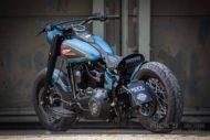 Harley Davidson Twin Cam Softail Slim Bobber kurz 034