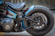 Harley Davidson Twin Cam Softail Slim Bobber kurz 044