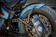 Harley Davidson Twin Cam Softail Slim Bobber lang 030