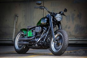 Harley DAvidson TwinCam Softail Slim Bobber 001
