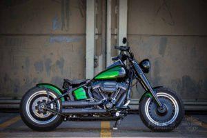 Harley DAvidson TwinCam Softail Slim Bobber 007