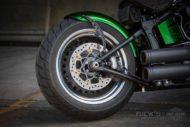 Harley DAvidson TwinCam Softail Slim Bobber 014