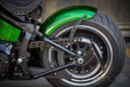 Harley DAvidson TwinCam Softail Slim Bobber 030