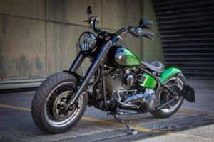 Harley DAvidson TwinCam Softail Slim Bobber 034