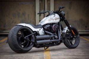 Harley Davidson Slim Milwaukee Eight 300 Ricks 017