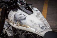 Harley Davidson Slim Milwaukee Eight 300 Ricks 045