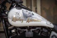 Harley Davidson Slim Milwaukee Eight 300 Ricks 054