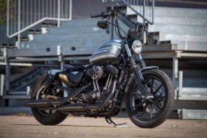 Harley Davidson Sportster Bobber Ricks 001