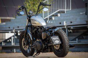Harley Davidson Sportster Bobber Ricks 037