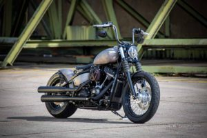 Harley Davidson Street Bob Bobber Ricks 001