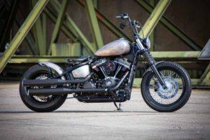 Harley Davidson Street Bob Bobber Ricks 008