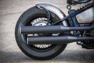 Harley Davidson Street Bob Bobber Ricks 011