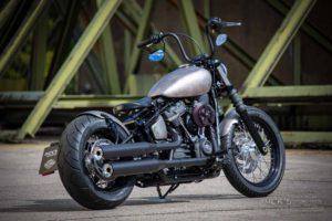 Harley Davidson Street Bob Bobber Ricks 017