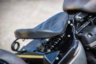 Harley Davidson Street Bob Bobber Ricks 022