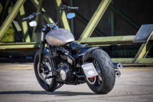 Harley Davidson Street Bob Bobber Ricks 030