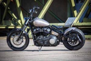 Harley Davidson Street Bob Bobber Ricks 037