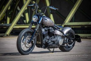Harley Davidson Street Bob Bobber Ricks 046