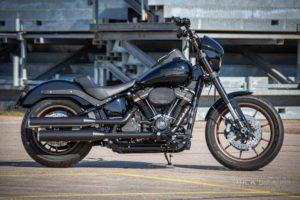Harley Davidson Lowrider S Milwaukee Eight Sons of Anachie Ricks 006