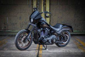 Harley Davidson Lowrider S Clubstyle Ricks 140