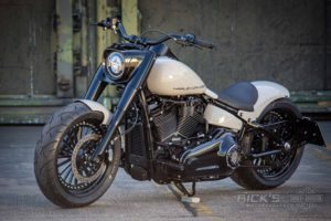 Harley Davidson fat Boy Ricks 071