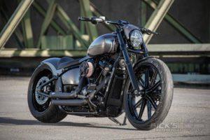 Harley Davidson Breakout Milwaukee Eight Custom Ricks 001
