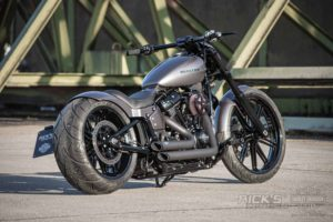Harley Davidson Breakout Milwaukee Eight Custom Ricks 020