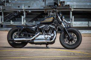 Harley Davidson Sportster Bobber Ricks 012