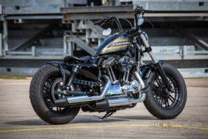 Harley Davidson Sportster Bobber Ricks 018