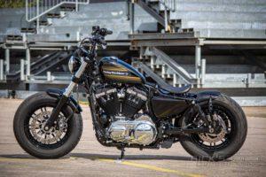 Harley Davidson Sportster Bobber Ricks 038