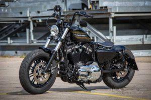 Harley Davidson Sportster Bobber Ricks 046
