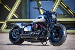Harley Davidson Fat Boy Ricks Custom 004