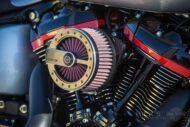 Harley Davidson Fat Boy Ricks Custom 007